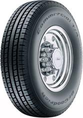 BFGoodrich Commercial T/A All-Season - Всесезонные автошины для легкогрузового авто