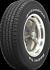 BFGoodrich Radial T/A - Всесезонные автошины для легкового автомобиля